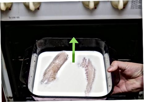 Poaching Fish in the Oven