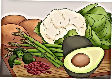 Vegan dietasini iste'mol qilish
