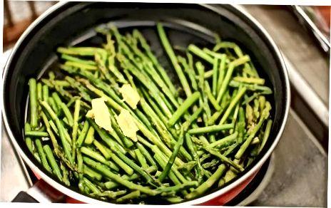 Mënyrat kryesore për të gatuar asparagus