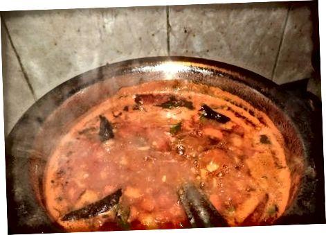 Cozinhando o Rasam