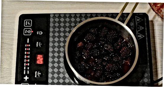 BlackBerry siropini yaratish