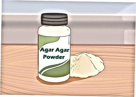 Trobar espessidors baixos en carbohidrats