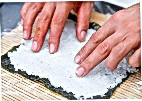 Виготовлення суші