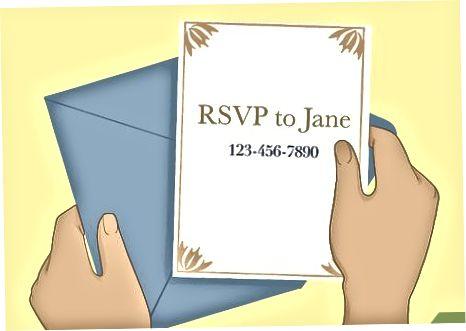 پذیرش یک دعوت نامه رسمی