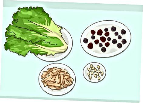 Sog'lom salat retseptlarini sinab ko'rish