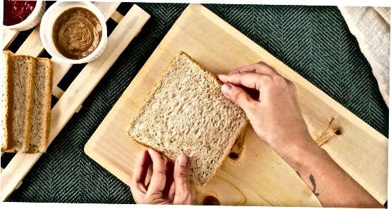 Asosiy sendvich qilish