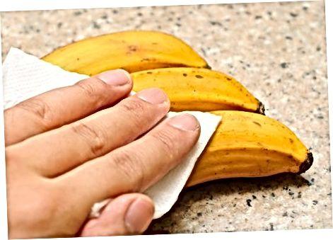 Preparando a fruta