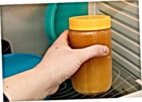 Gepasteuriseerde romige honing maken
