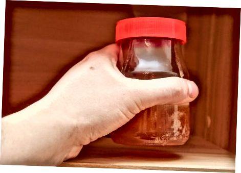 Raw Creamed Honey maken