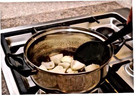 Suppe starten