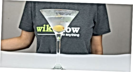Stepenje klasičnega gina Martinija