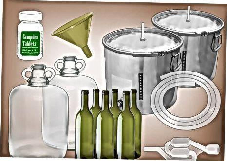 Å samle og sanere verktøyene dine