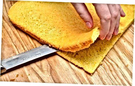 Hacer los pasteles