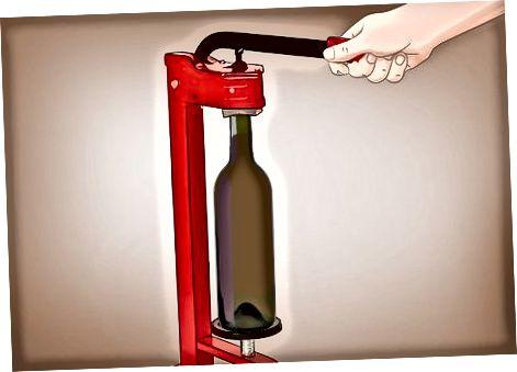 Tapping av vin
