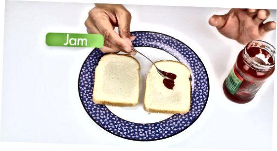 Oddiy Jam sendvich