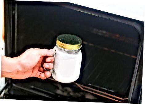 Methode één: traditionele kokosyoghurt