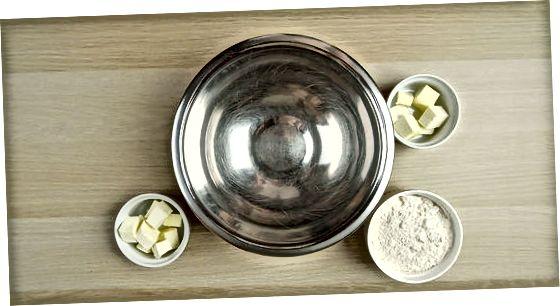 Приготування тіста для кондитерських виробів