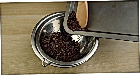 Користите своју пећницу за пржење кафе
