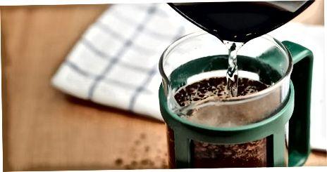 在家制作冰咖啡