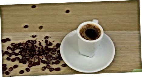 Чување печених зрна кафе