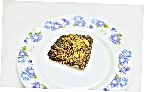 Vegan Chocolade Hazelnoot Fudge Maken