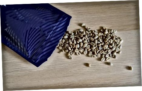 Проналажење савршене зелене кафе