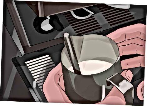 Espresso qilish