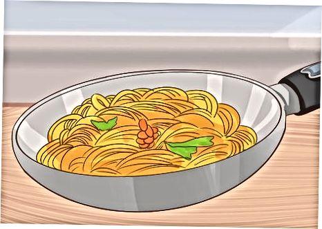 पाक कला Spiralized सब्जियां