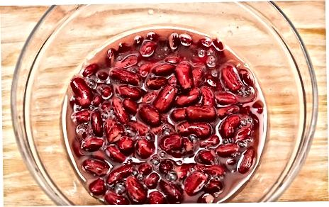 Making the Red Bean Paste