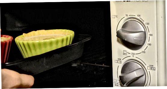 Assar as tortas