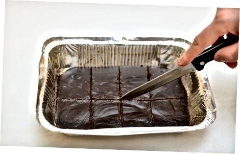 Suikervrije chocolade-pindakaas-toffees maken