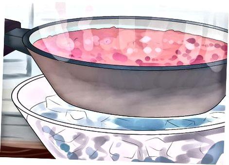 Birinchi qism: Kristallardan izomalt siropini tayyorlash