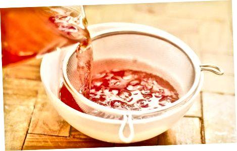 Cranberry oddiy siropini qiling