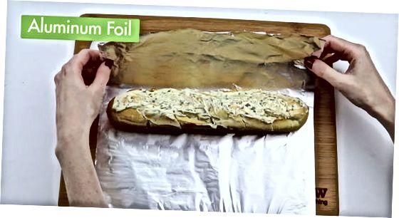 黄油蒜蓉面包