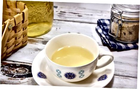 Пити разблажени чај