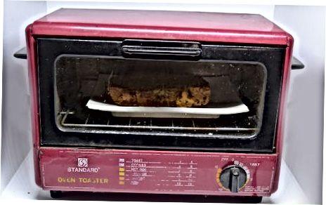 Mikrodalğalı sobada Pizza bişirmək