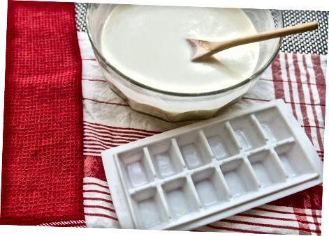 """""""Custard"""" bazinių ledų gaminimas"""