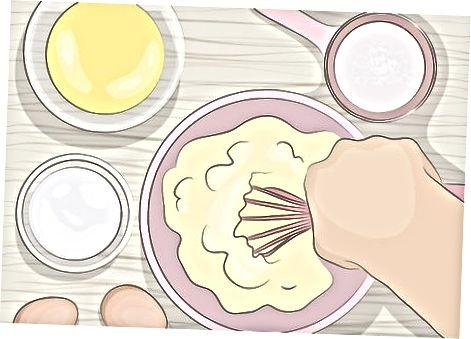 Waffles-dan foydalanish