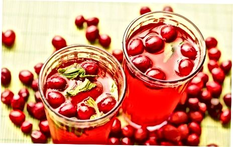 Cranberry Mojitoni qiling