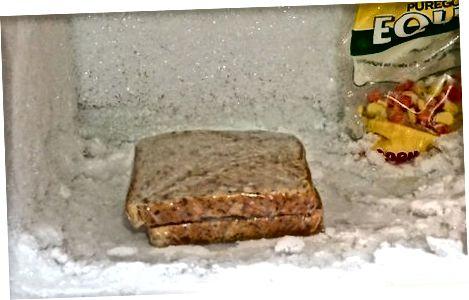 Чување хлеба купљеног у продавницама
