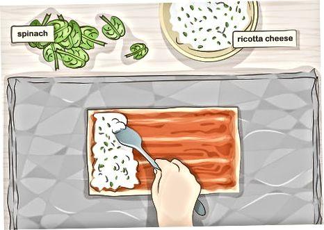 Lasagna tayyorlash