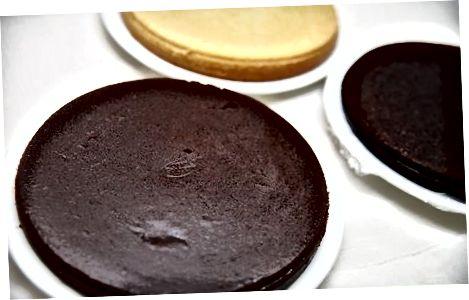 To'q rangli shokolad kekini tayyorlash