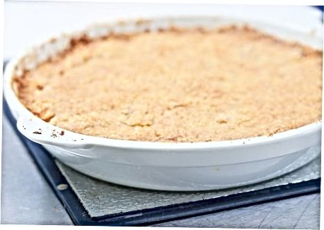 Sadə Apple Crumble