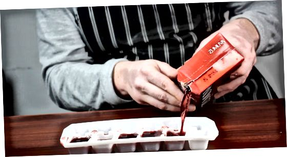 Виготовлення Сангрії закрученої замороженою маргаритою