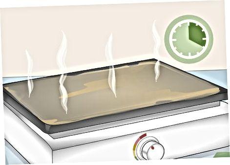 Употреба уља за кухање за сезонско коришћење решетке