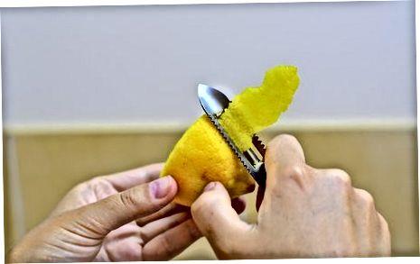 روشی برای اضافه کردن لیمو انتخاب کنید