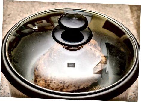 Začimba in kuhanje purane prsi