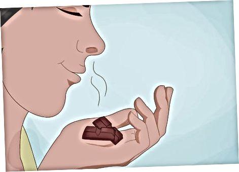 Поводження з шоколадом