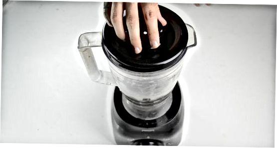 Fazendo um Milk-shake Blender
