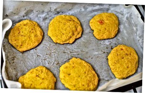 Гарбузове печиво з ароматизованим пирогом